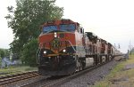 BNSF 1022, BNSF 5164 & BNSF 7640